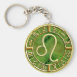 Leo Key Chains