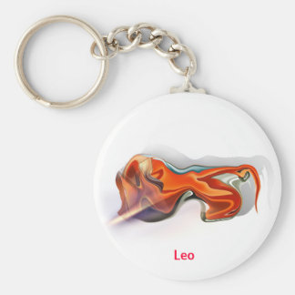 Leo keychain