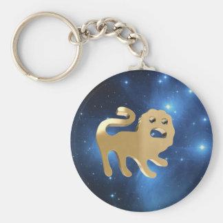 Leo, Leone Key Ring