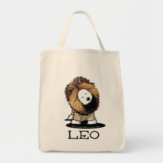 LEO Lion Westie Bag Grocery Tote