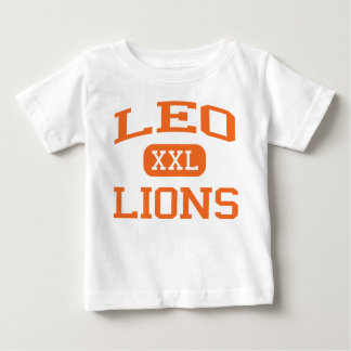 Leo - Lions - Leo High School - Chicago Illinois Baby T-Shirt