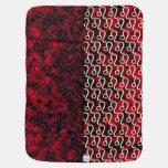 Leo Pattern Stroller Blankets