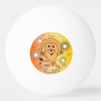 Leo Ping Pong Ball. Ping Pong Ball