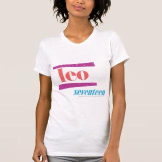 Leo Pink T-Shirt