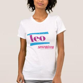 Leo Purple T-Shirt