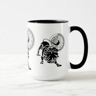 Leo Shadow Mug