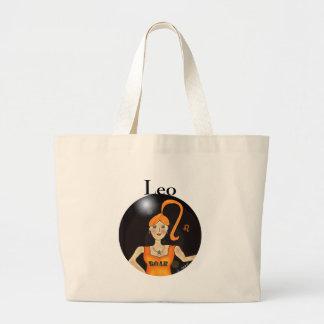 Leo Shopping Bag
