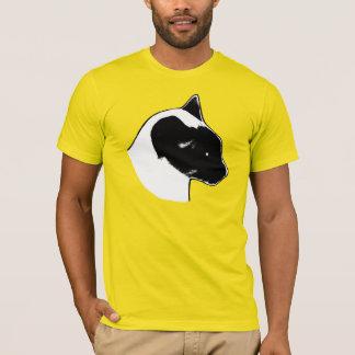 Leo Siamese Cat T-Shirt
