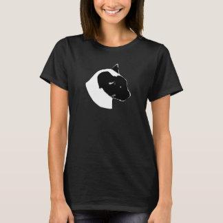Leo Siamese Cat T-Shirt (Dark)