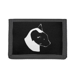 Leo Siamese Cat Wallet