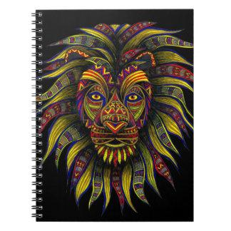 Leo Symbol Notebook