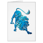 Leo the Constellation Greeting Card