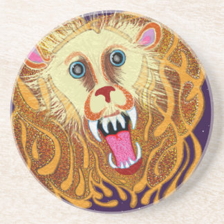 Leo the Golden Lion Coaster