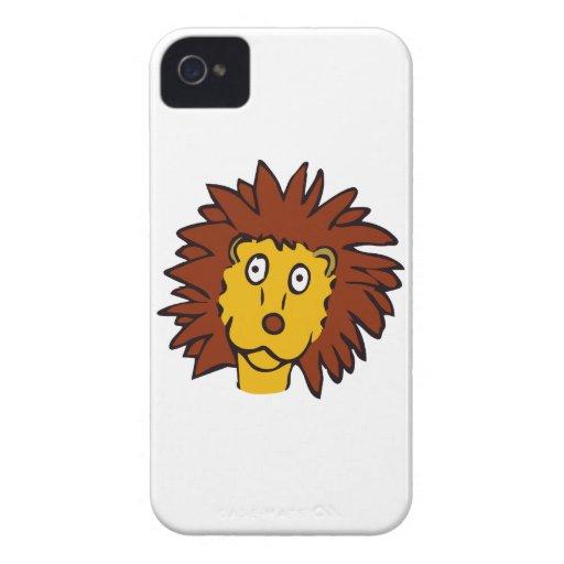 Leo the Lion Blackberry Cases