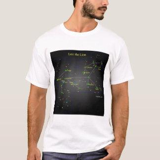 Leo The Lion Constellation T-Shirt