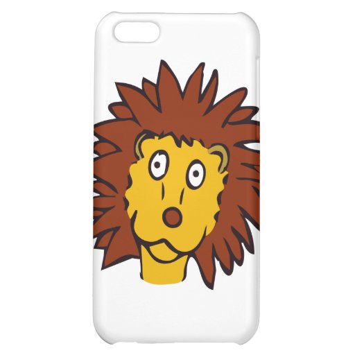 Leo the Lion iPhone 5C Case
