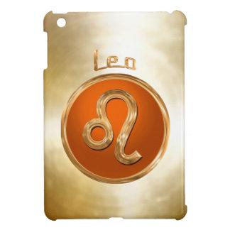 Leo | The Lion's Astrological Glyph iPad Mini Case