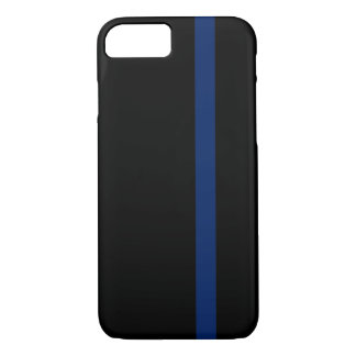 LEO Thin Blue Line iPhone 8/7 Case