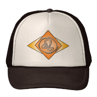 Leo Triangles Hat