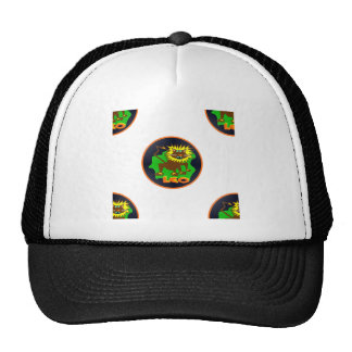 leo zodiac trucker hat