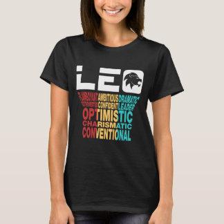 Leo Zodiac Character T-Shirt