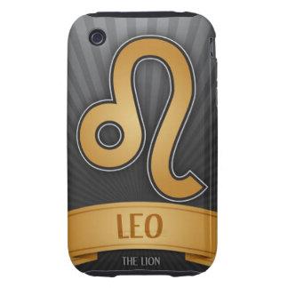 Leo Zodiac iPhone 3 Case