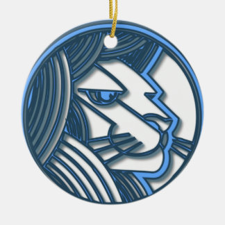 Leo Zodiac Ornament