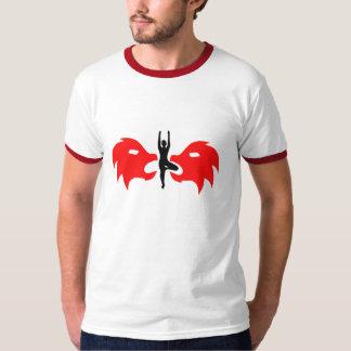 Leo Zodiac Sign - Yoga T-Shirts