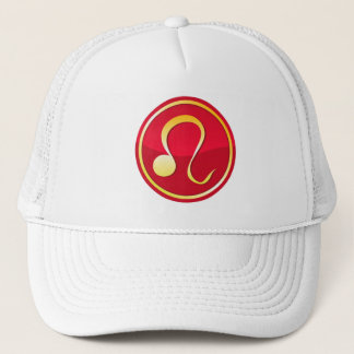 Leo - Zodiac Signs Trucker Hat
