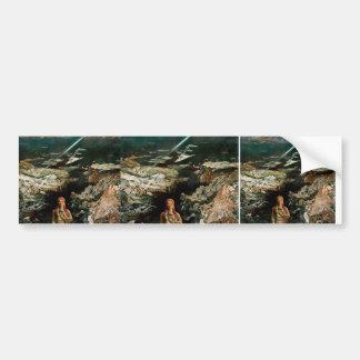 Leon Bakst- An ancient horror Bumper Sticker