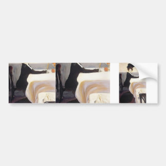Leon Bakst- The Supper Bumper Sticker