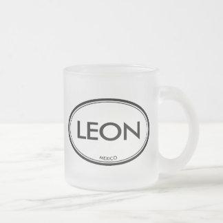 Leon Mexico Mugs