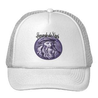 Leonardo Trucker Hats