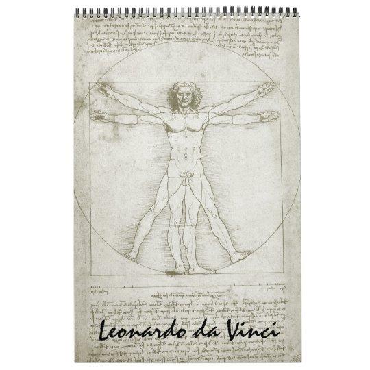 Leonardo da Vinci Fine Art Sketches and Drawings