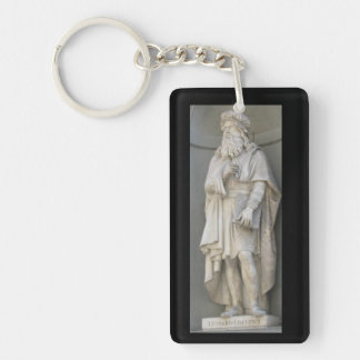Leonardo da vinci Key Ring