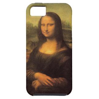 Leonardo Da Vinci' Mona Lisa iPhone 5 Cases