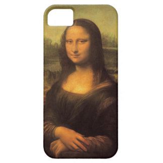 Leonardo Da Vinci' Mona Lisa iPhone 5 Covers