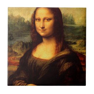 LEONARDO DA VINCI - Mona Lisa, La Gioconda 1503 Tile