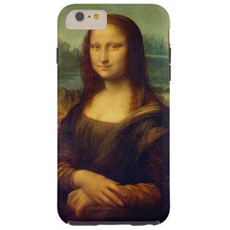Leonardo da Vinci, Mona Lisa Painting Tough iPhone 6 Plus Case