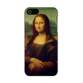 Leonardo da Vinci, Mona Lisa Painting Incipio Feather® Shine iPhone 5 Case