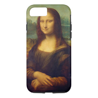 Leonardo da Vinci, Mona Lisa Painting iPhone 7 Case