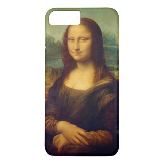 Leonardo da Vinci, Mona Lisa Painting iPhone 7 Plus Case