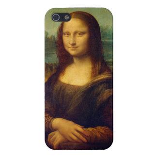 Leonardo da Vinci, Mona Lisa Painting Cover For iPhone 5