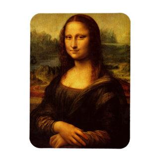 Leonardo Da Vinci Mona Lisa Magnets
