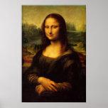 Leonardo Da Vinci - Mona Lisa Print