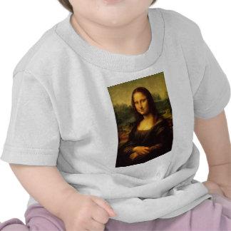 Leonardo Da Vinci  Mona Lisa T Shirts