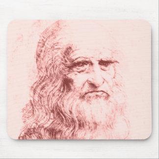 Leonardo Da Vinci Mousepad