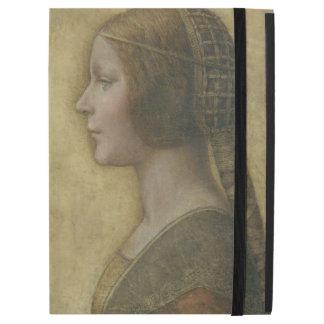 Leonardo da Vinci Portrait of a Young Fiancee