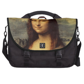 Leonardo da Vinci s Mona Lisa Laptop Computer Bag