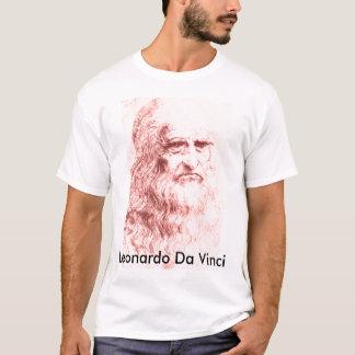 Leonardo Da Vinci T-Shirt